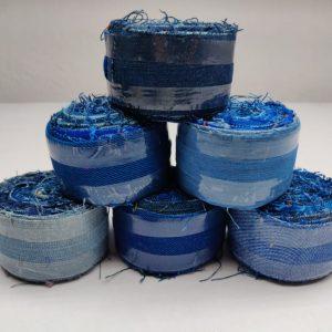 recycle Denim Ribbon | Denim Ribbon | Jeans Ribbon | recycled Denim Ribbon | Ribbon from jeans